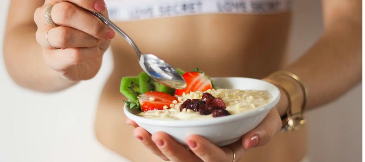 Zdravá krabičková fitness jídla