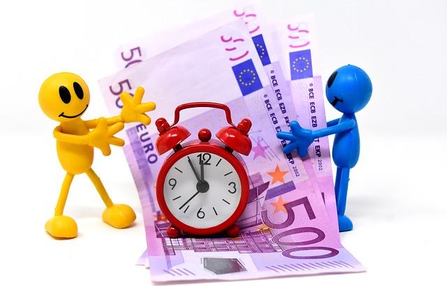 čas a peníze